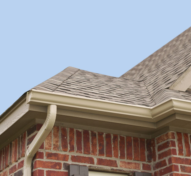 Replacing the Roof? Replace Your Gutters Too!